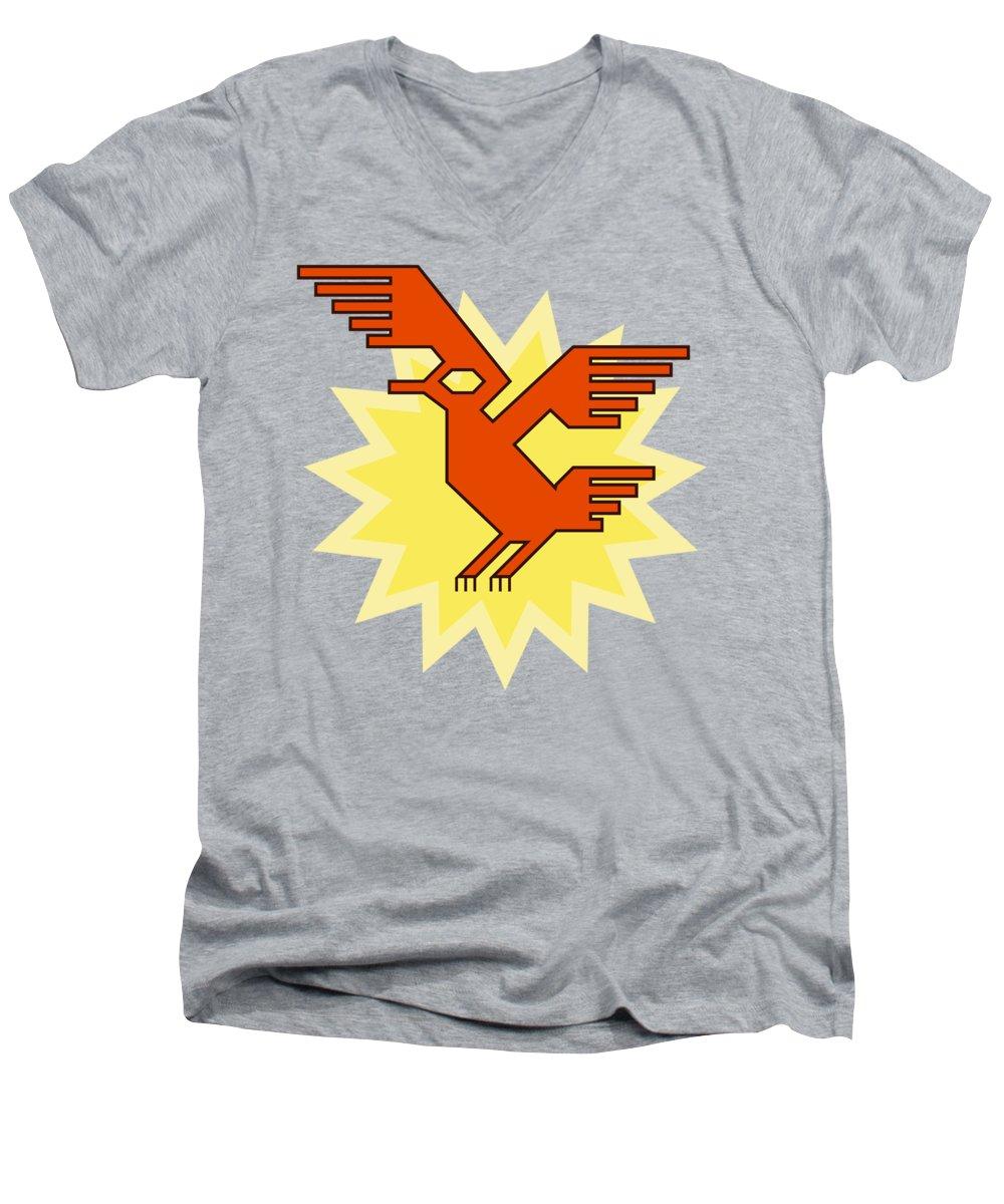 Condor V-Neck T-Shirts