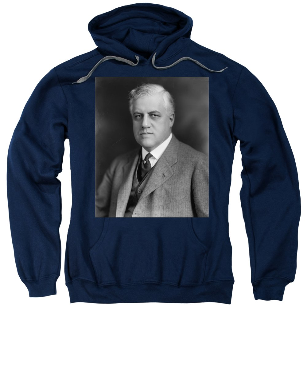 20th Century Sweatshirt featuring the photograph Alexander Mitchell Palmer(1872-1936) by Granger