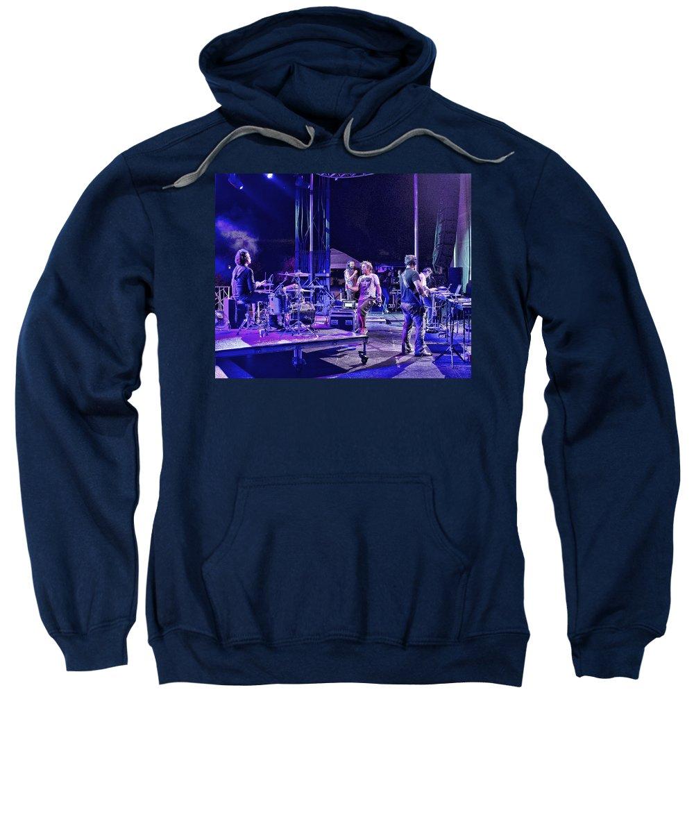 Tropo Sweatshirt featuring the photograph Tropo by Hugh Smith