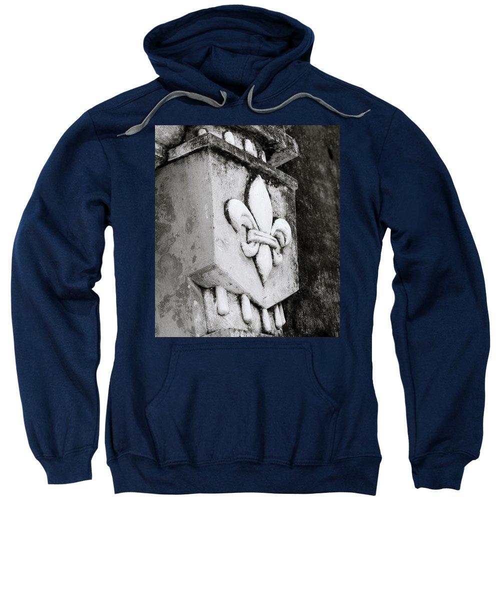 Hoi An Sweatshirt featuring the photograph Fleur De Lys In Hoi An by Shaun Higson