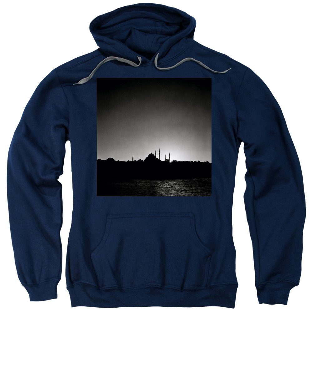 Istanbul Sweatshirt featuring the photograph Golden Horn by Shaun Higson