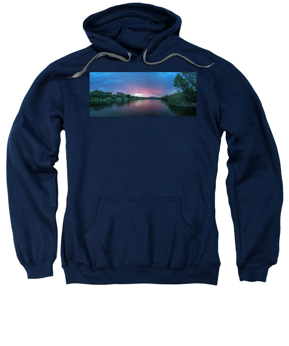 Sunrise Sweatshirt featuring the photograph Magical Sunrise by Tam Ryan