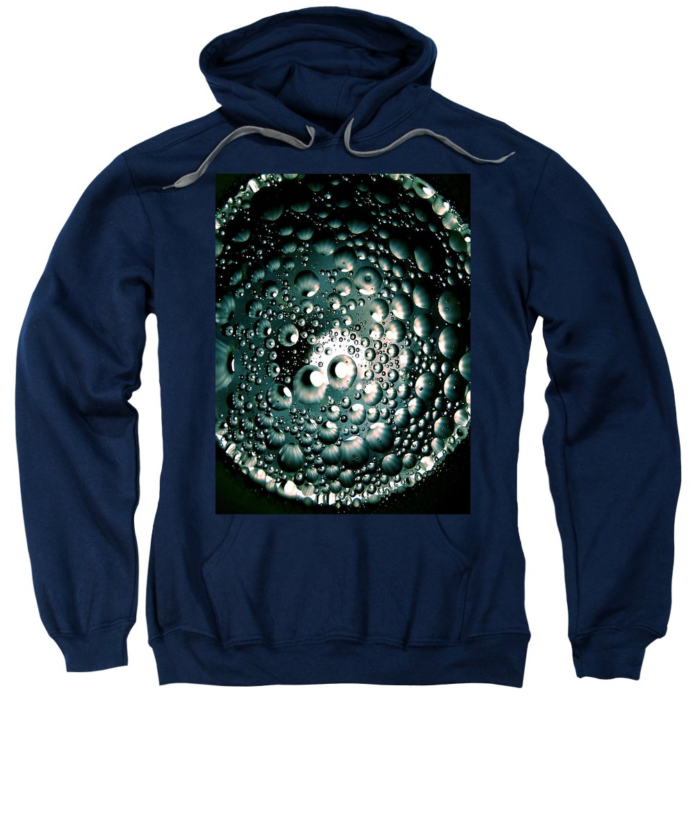Grease Sweatshirt featuring the photograph Light Bearing by M Pace