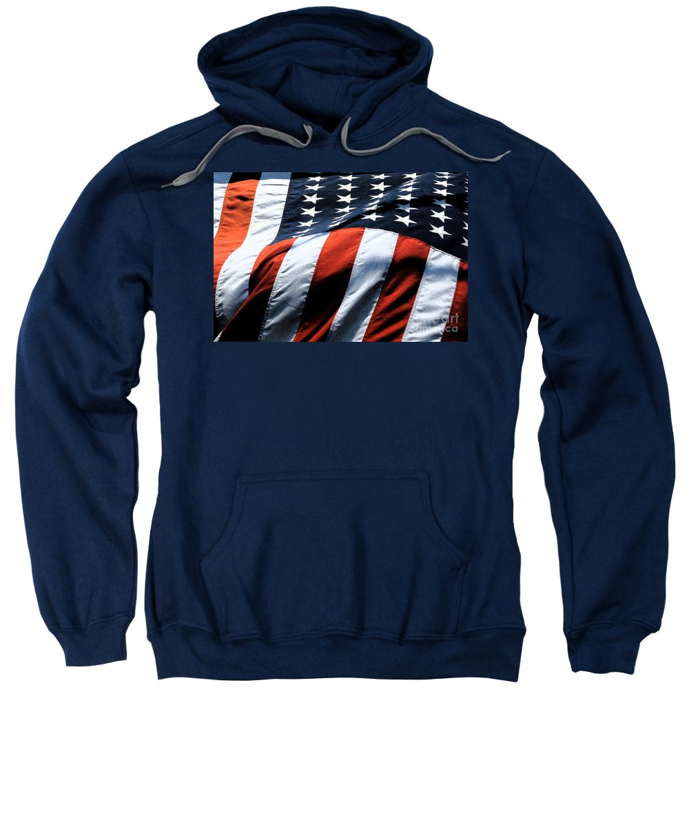 American Sweatshirt featuring the photograph Pride by Joe Geraci