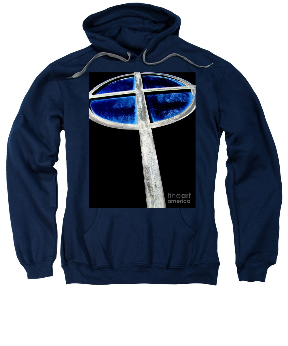 Proclaimed Sweatshirt featuring the photograph Proclaimed by Ron Tackett