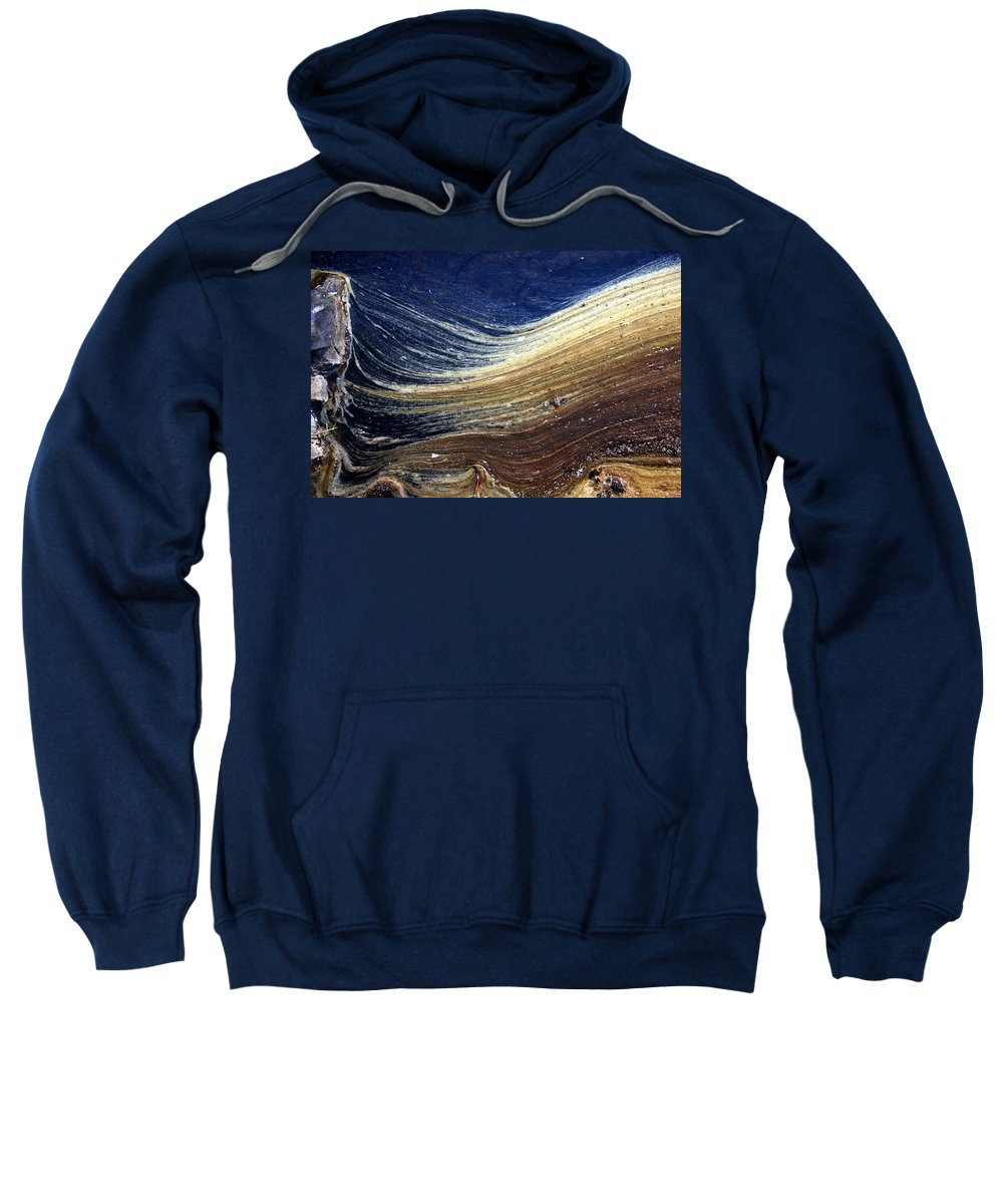 Scum Sweatshirt featuring the photograph Stream Astronomy 2 by Robert Woodward