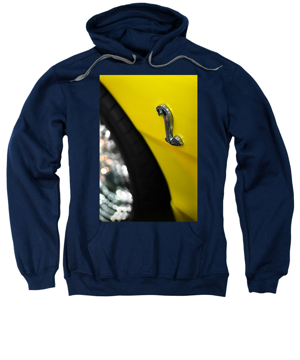 1998 Sweatshirt featuring the photograph 1998 Ford Mustang Cobra by Gordon Dean II