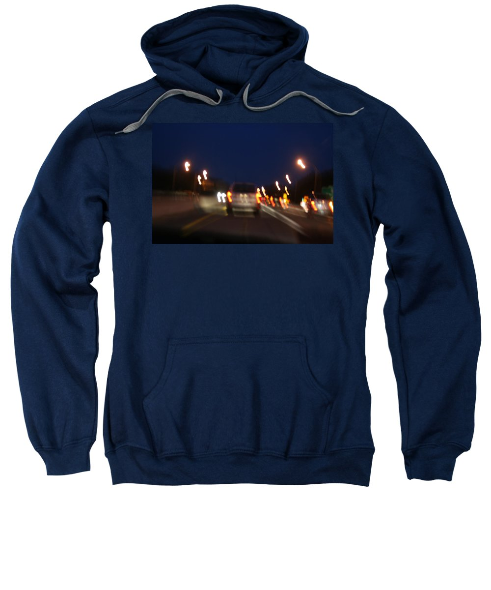 Img_5536 Sweatshirt featuring the photograph Untitled by Taylor Webb