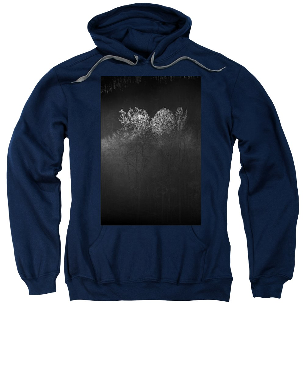 Landscape Sweatshirt featuring the photograph Mountain Morning by Gray Artus
