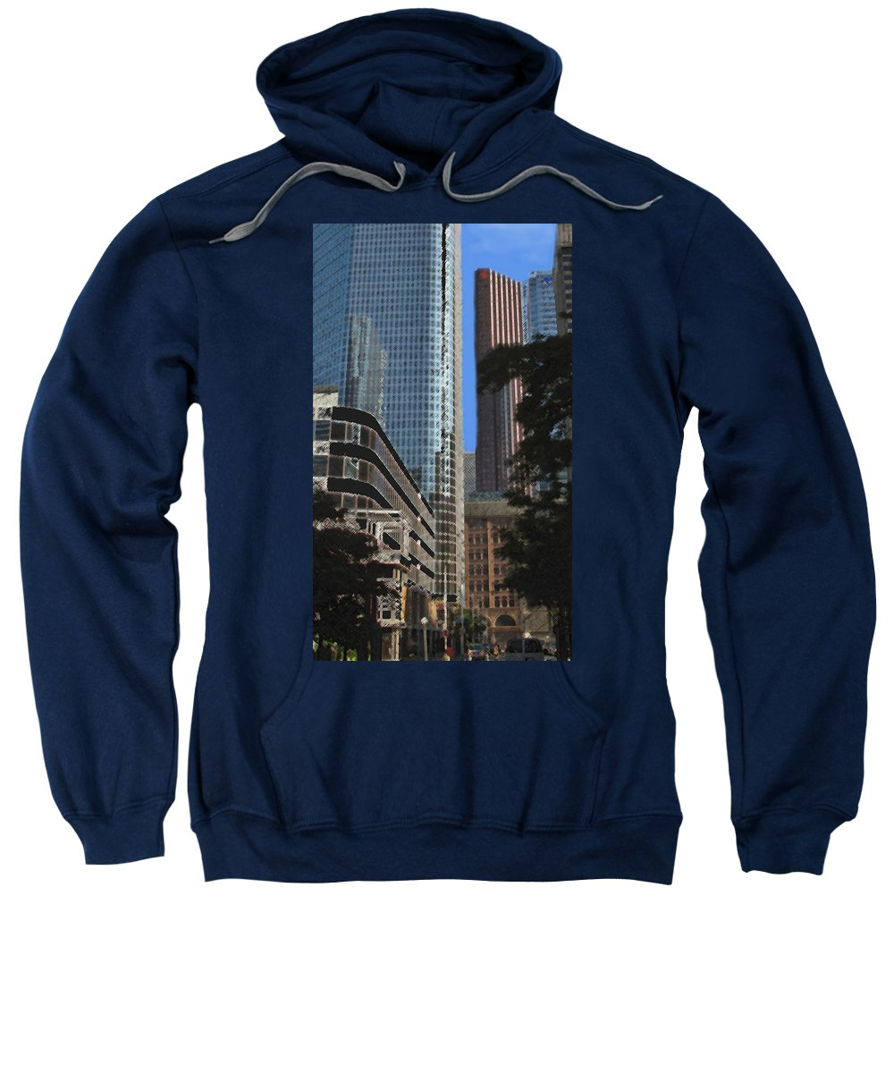 Scotiabank Sweatshirt featuring the photograph Scotiabank by Ian MacDonald