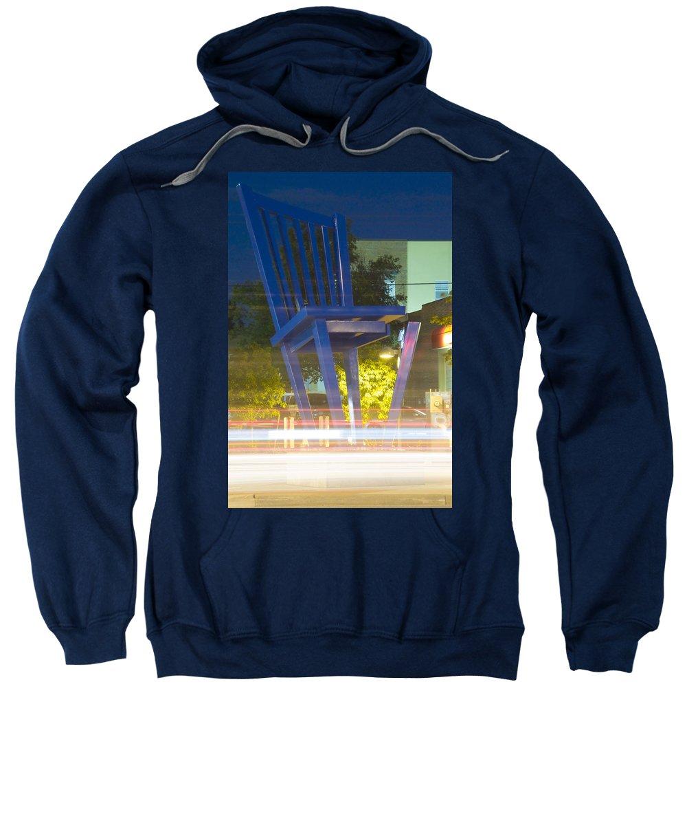 Unglued Sweatshirt featuring the photograph Unglued by Jeffery Ball