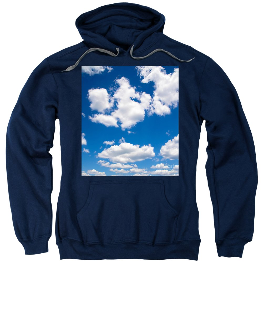 Nature Sweatshirt featuring the photograph Up In The Sky by Andrea Anderegg