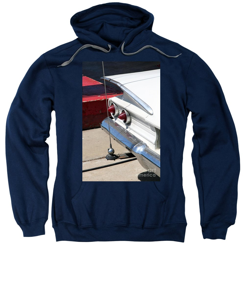 Biscayne Sweatshirt featuring the photograph Biscayne by Amanda Barcon