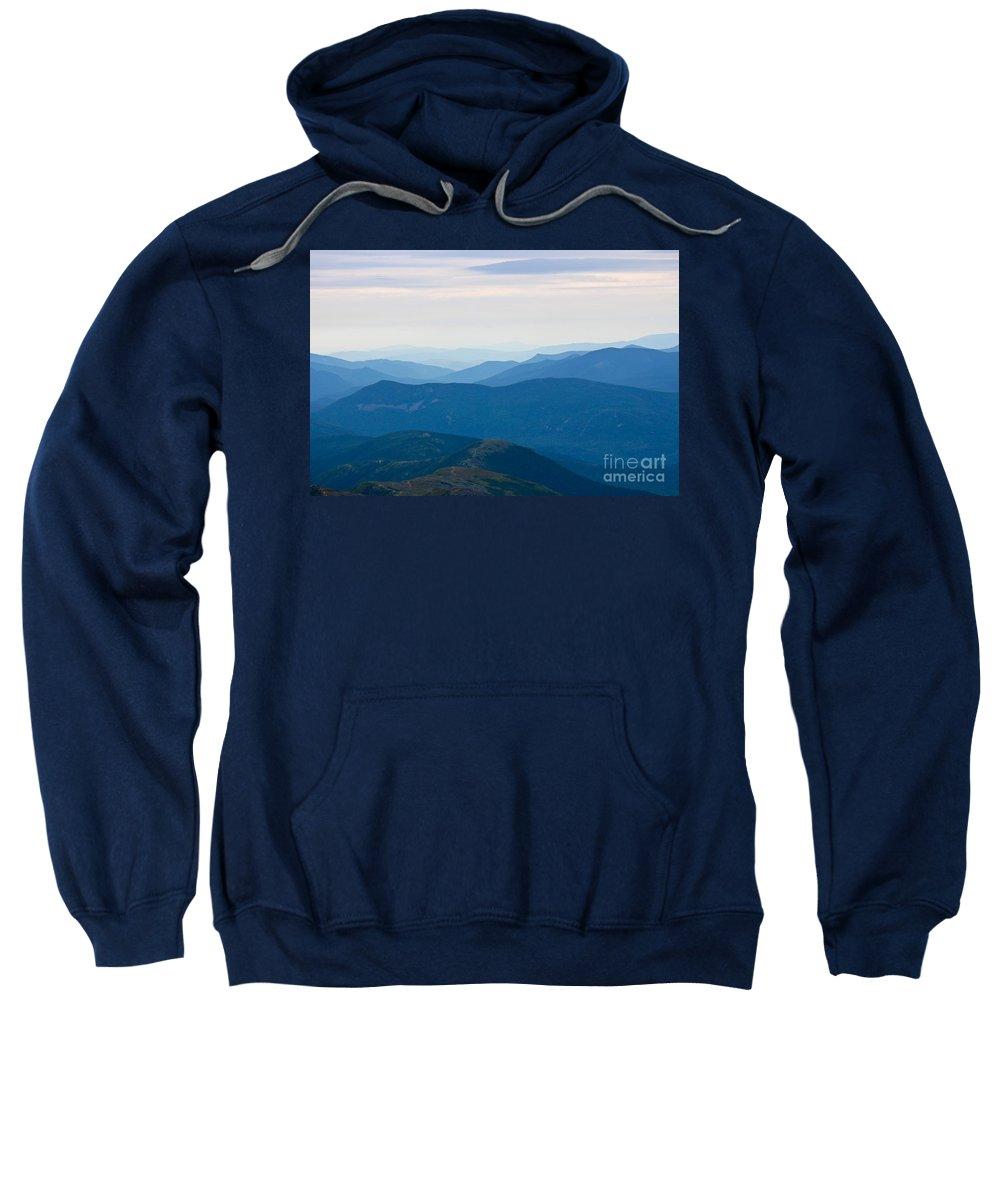 Mt. Washington Sweatshirt featuring the photograph Mt. Washington by Deena Withycombe