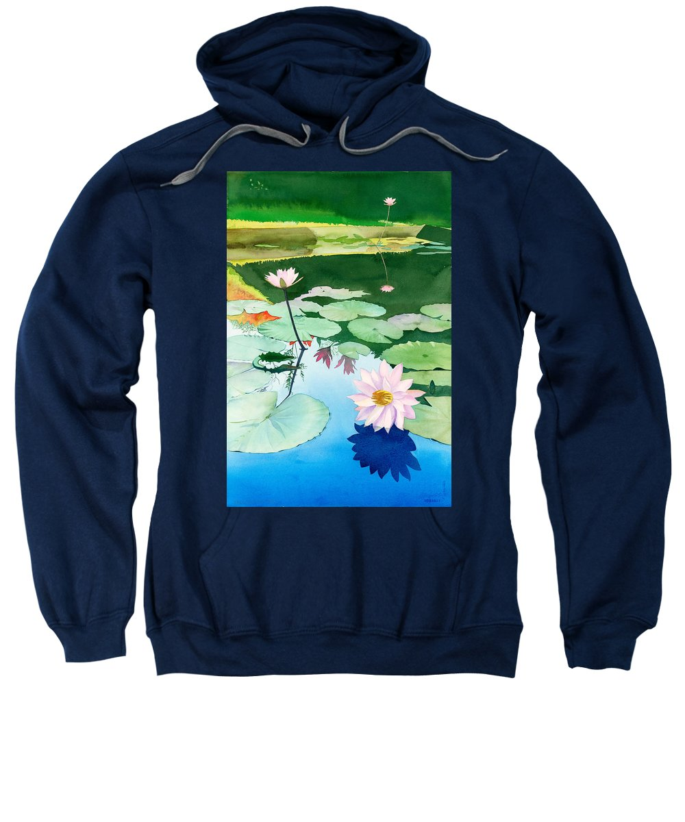 Sweatshirt featuring the photograph Test by Test