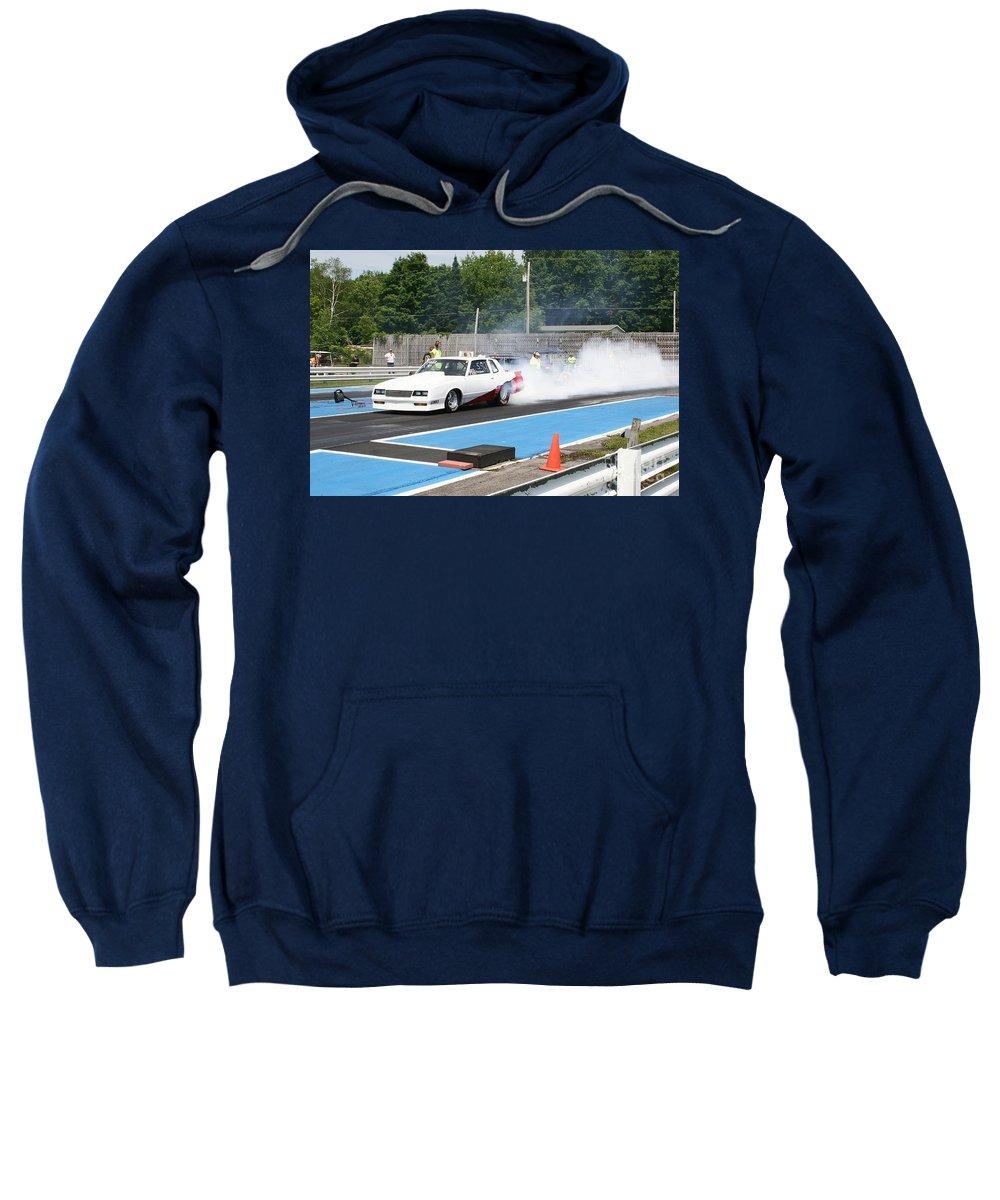 06-15-2015 Sweatshirt featuring the photograph 8801 06-15-2015 Esta Safety Park by Vicki Hopper