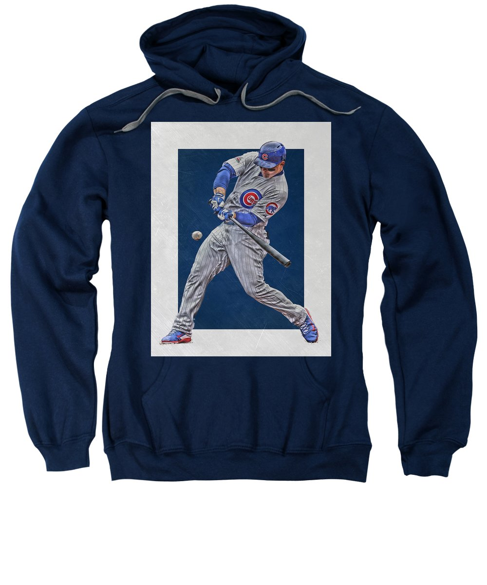 huge discount 83459 fdf32 Anthony Rizzo Chicago Cubs Art 1 Sweatshirt