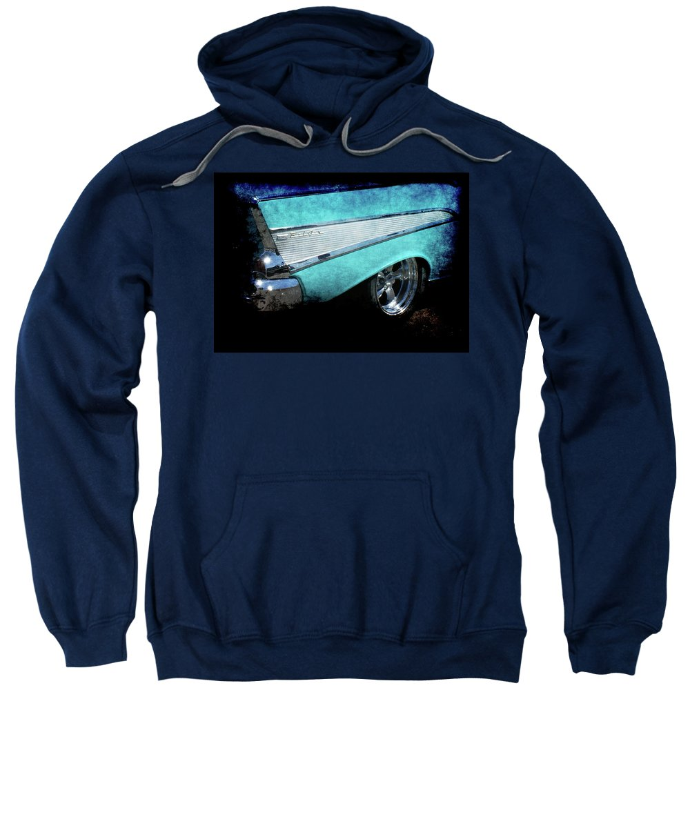 Bel Air Sweatshirt featuring the photograph Bel Air by Ernie Echols