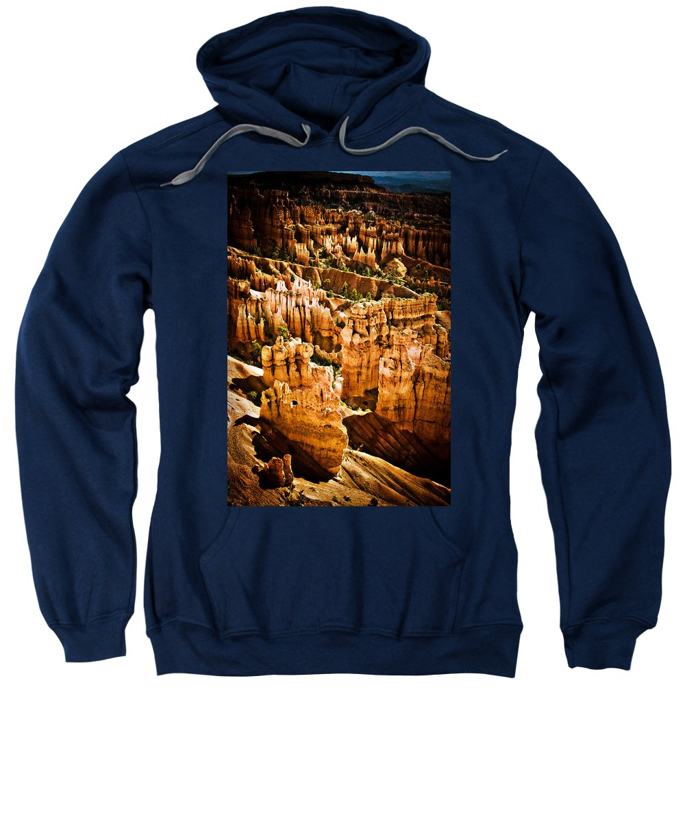 Bryce Canyon Sweatshirt featuring the photograph Bryce Canyon Vertical Image by James BO Insogna