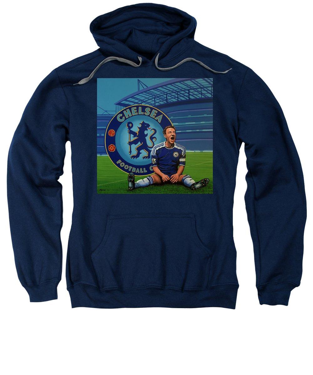 Stamford Bridge Hooded Sweatshirts T-Shirts