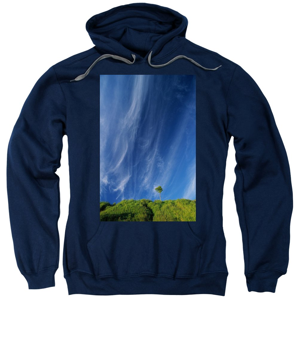 Lake Superior Sweatshirt featuring the photograph Essence Of One   by Doug Gibbons