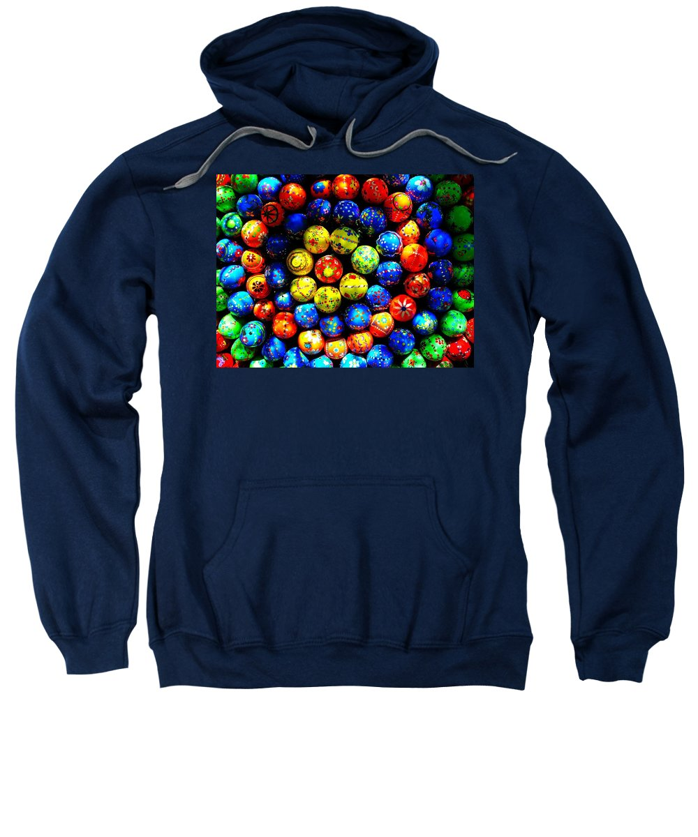 Easter Sweatshirt featuring the photograph Happy Easter by Juergen Weiss