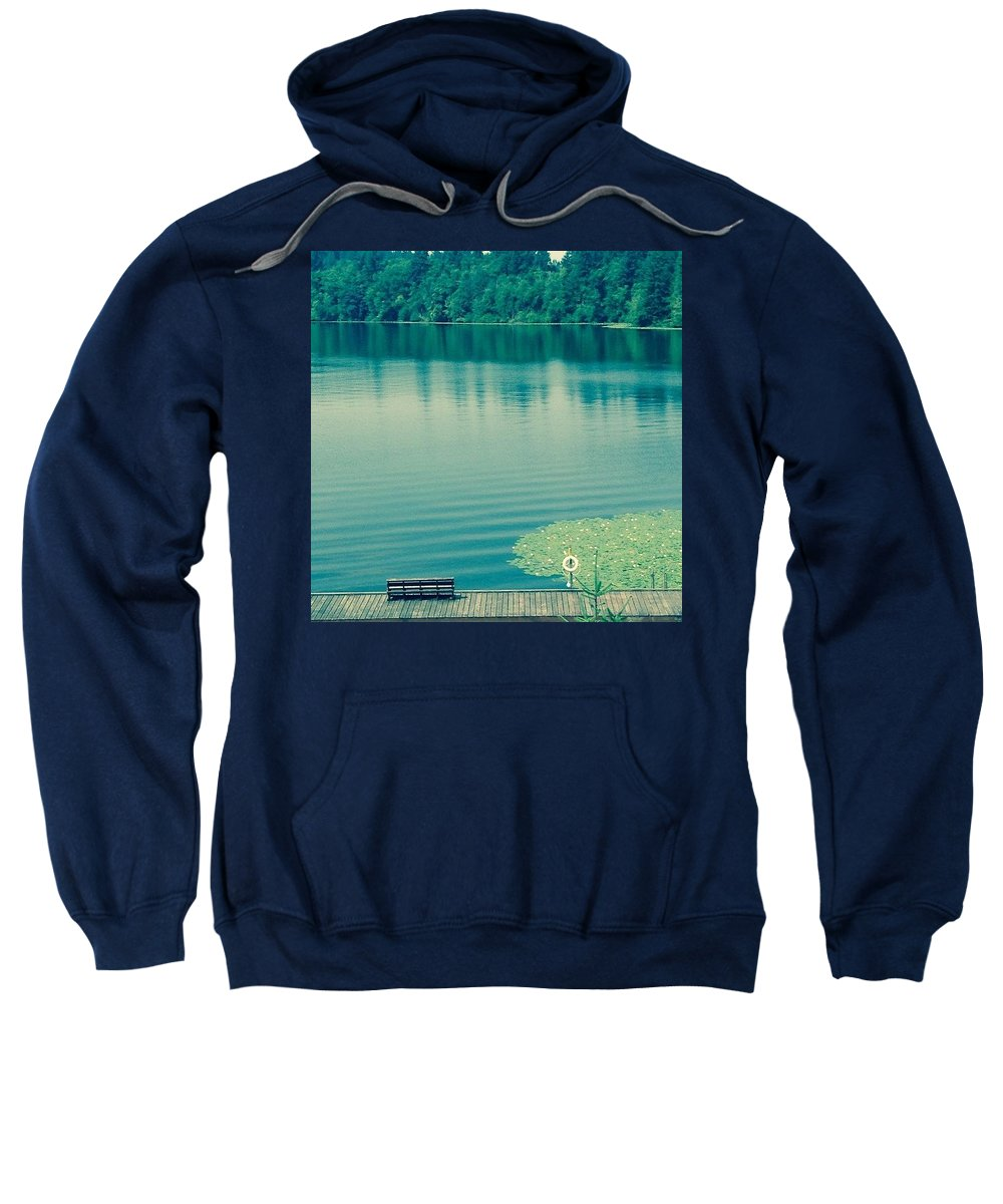 Lake Sweatshirt featuring the photograph Lake by Andrew Redford