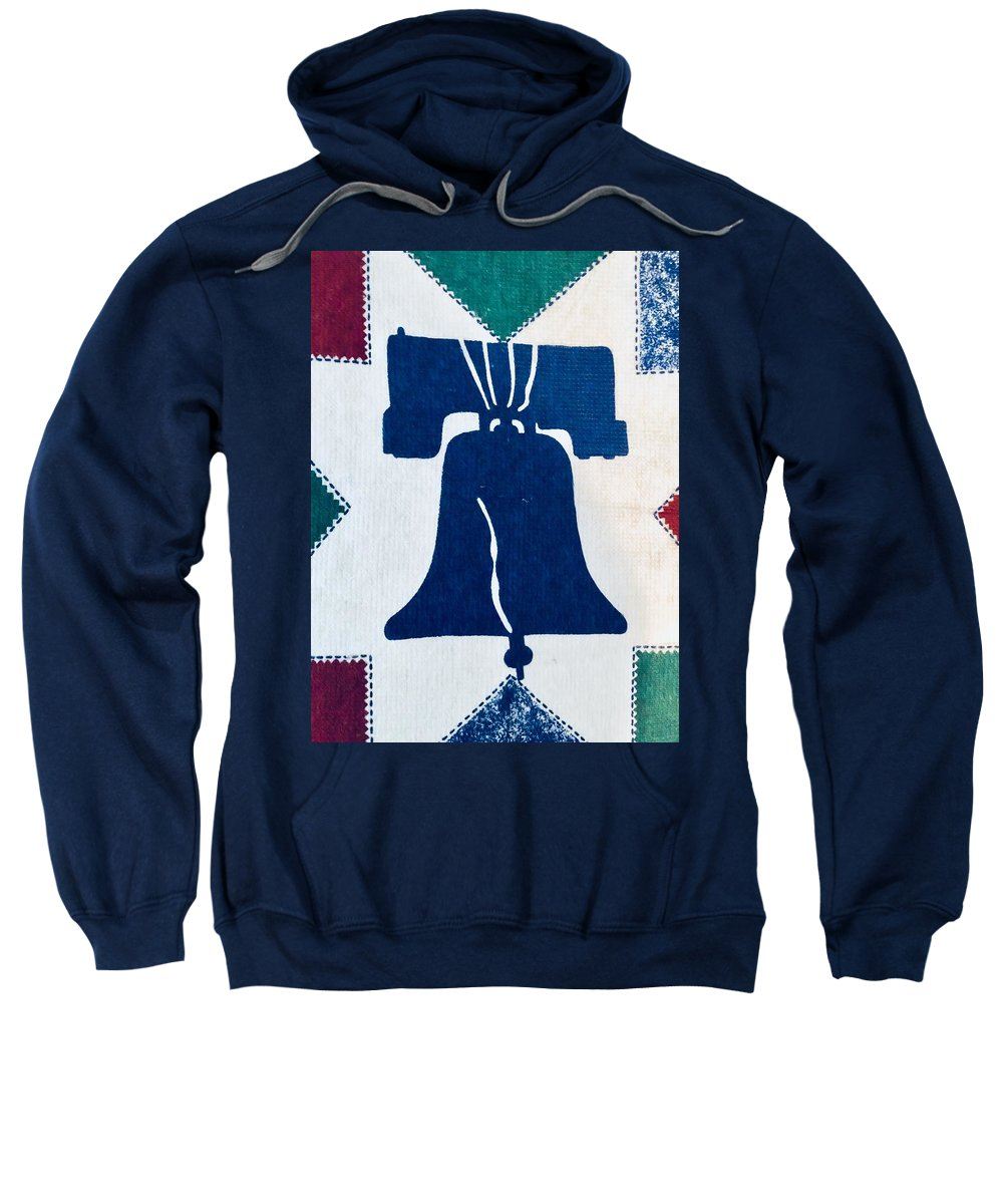 Sweatshirt featuring the photograph Liberty Bell by Bruce Cohose
