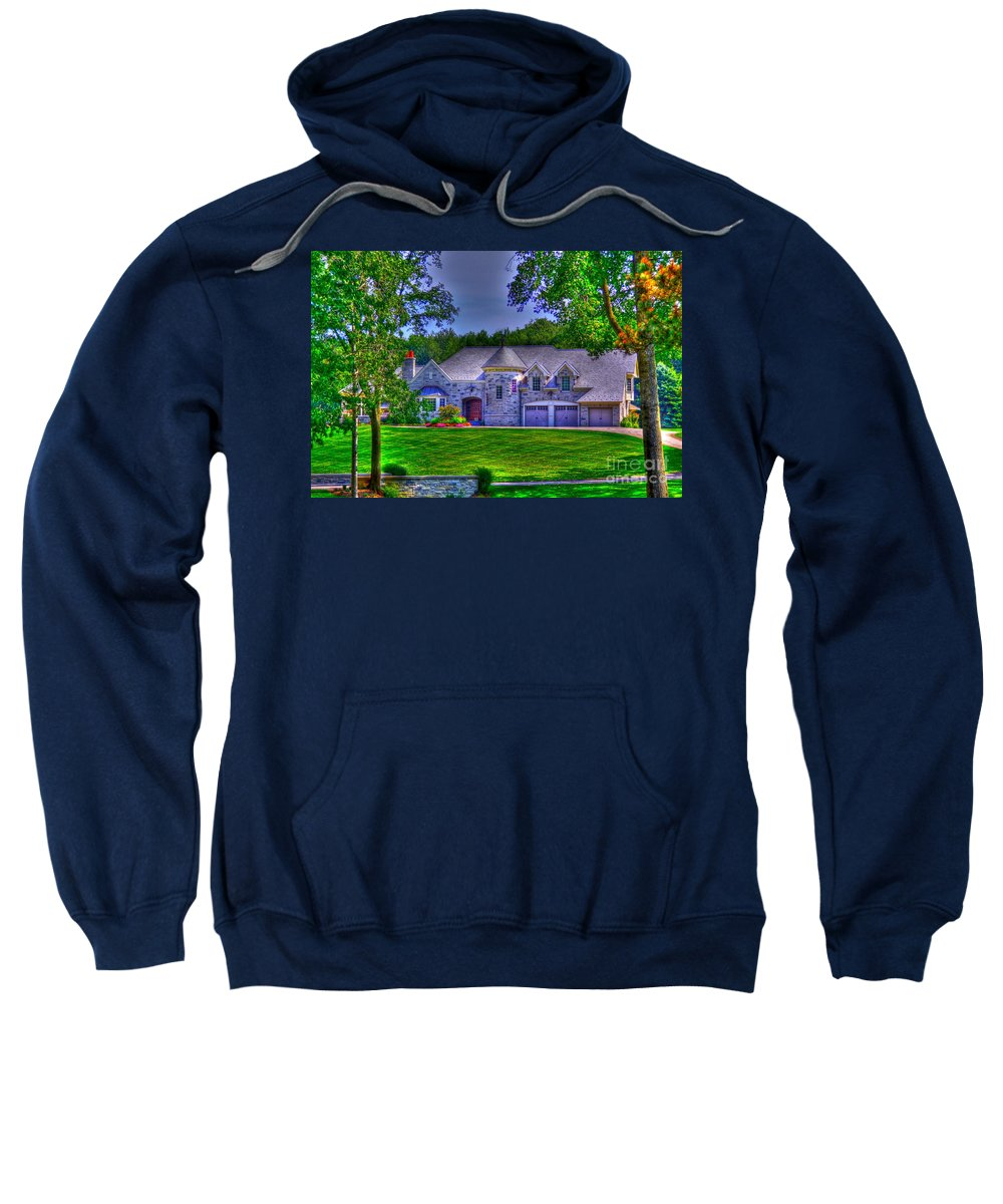 House Sweatshirt featuring the photograph Living The Dream by Robert Pearson