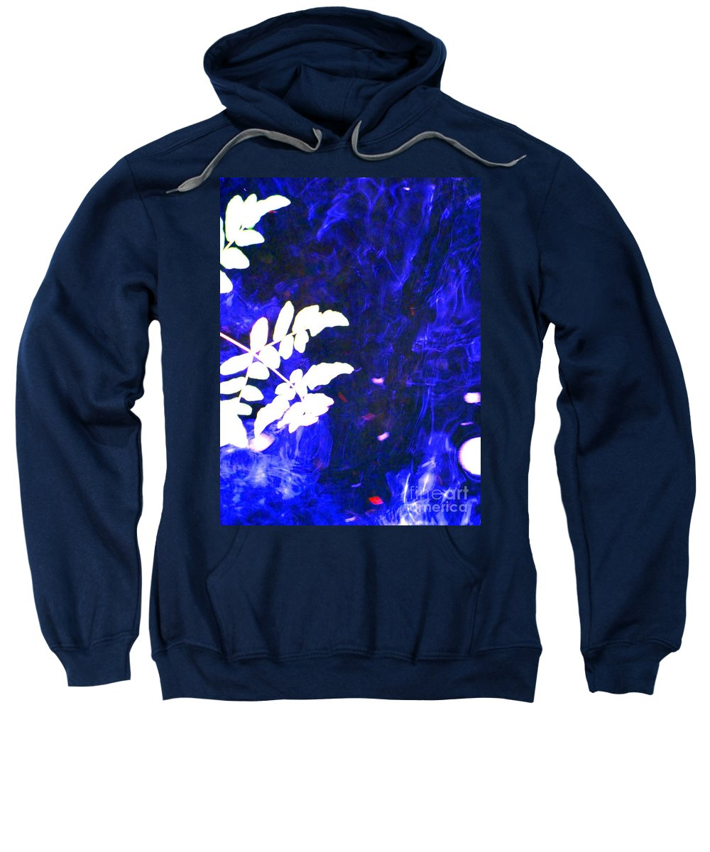 Water Art Sweatshirt featuring the photograph Lucid Dreaming by Sybil Staples
