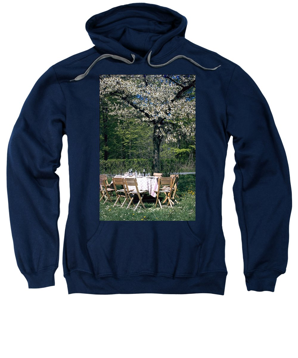 Lunch Sweatshirt featuring the photograph Lunch by Flavia Westerwelle