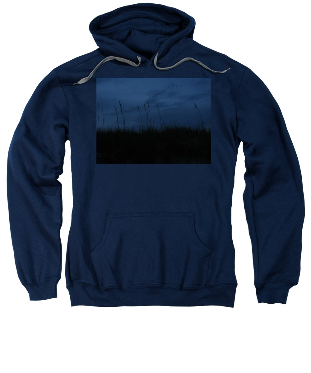 Sweatshirt featuring the photograph Midnight Motion 2 by Stacey May