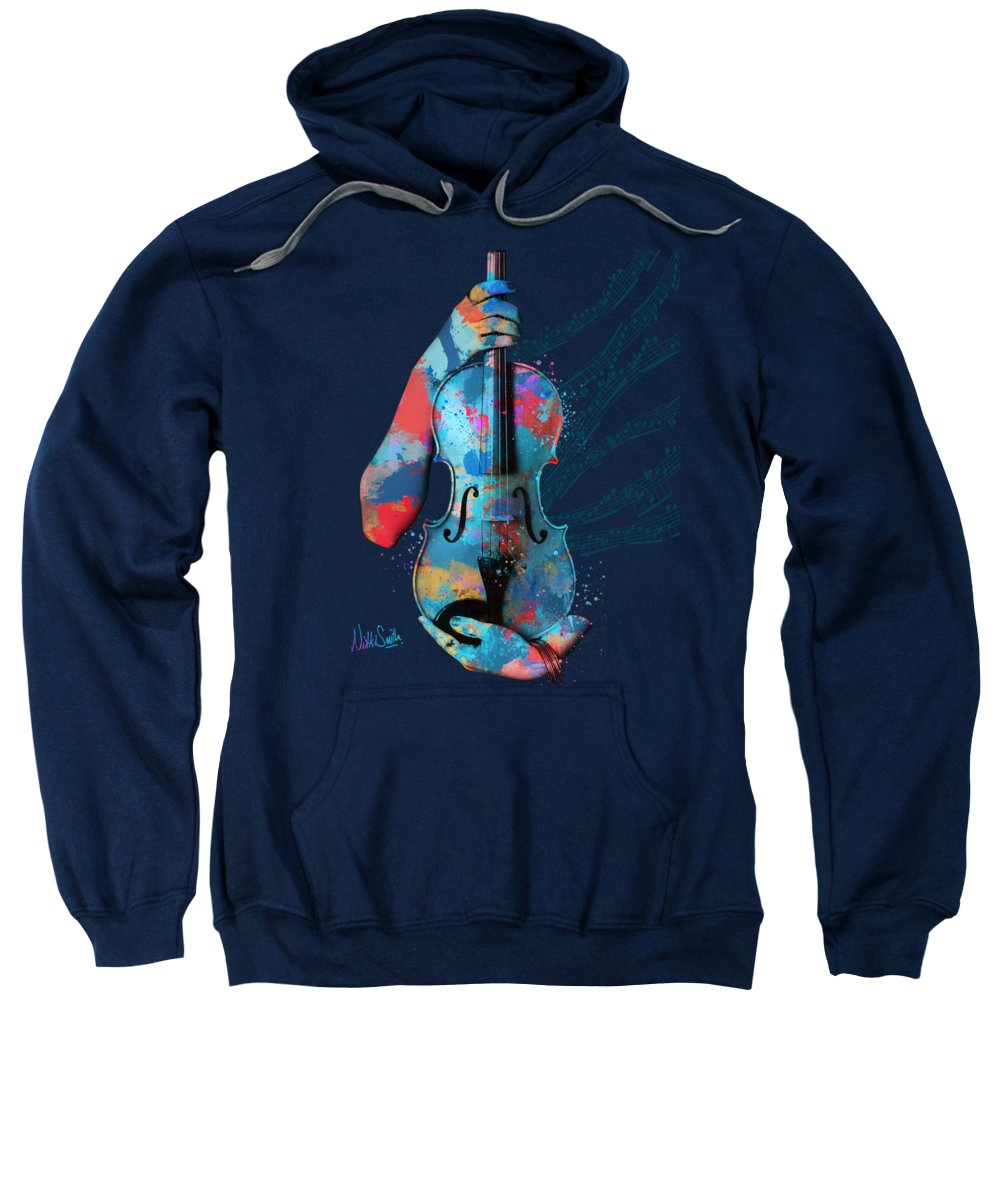 Violin Sweatshirts
