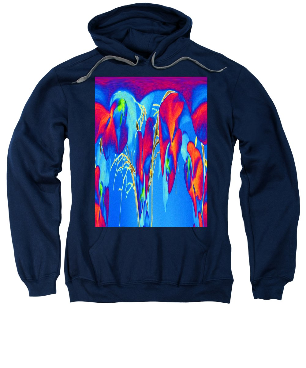 Orchid Sweatshirt featuring the photograph Orchid 2 by Tim Allen