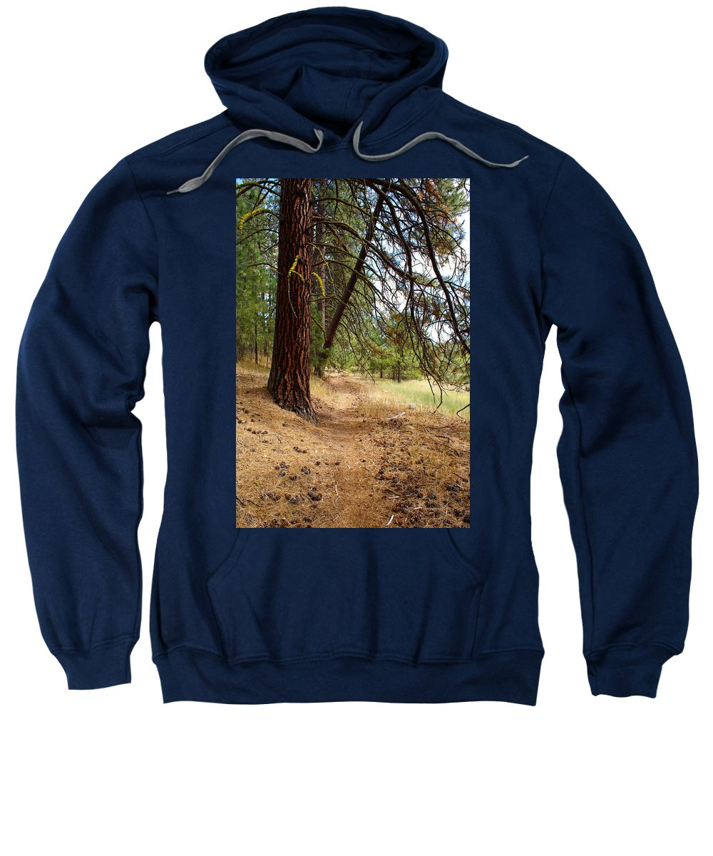 Nature Sweatshirt featuring the photograph Path To Enlightenment 2 by Ben Upham III