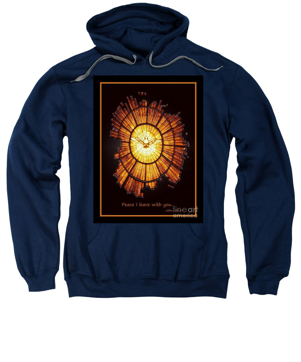 Peace Sweatshirt featuring the photograph Peace And Comfort by Carol Groenen