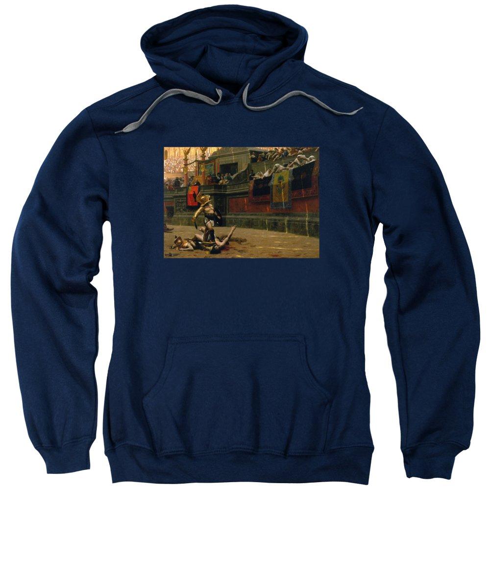 Rome Hooded Sweatshirts T-Shirts