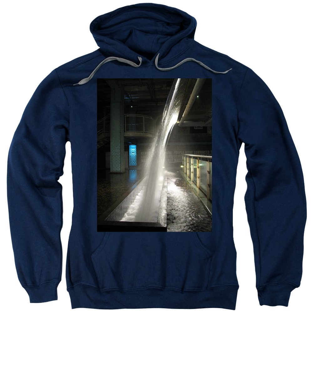 Guinness Sweatshirt featuring the photograph Pure Guinness by Kelly Mezzapelle