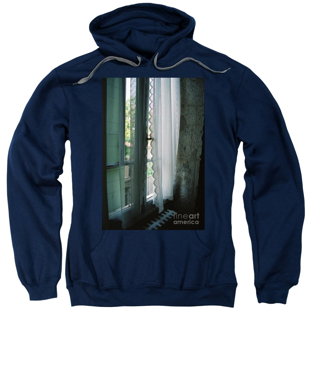 Arles Sweatshirt featuring the photograph Rest by Nadine Rippelmeyer