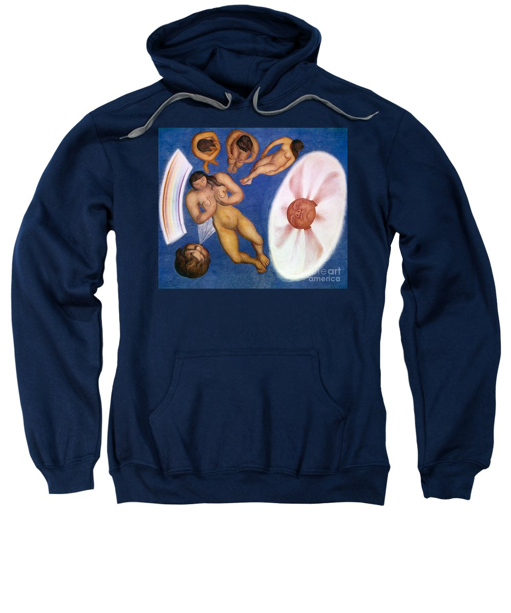 20th Century Sweatshirt featuring the photograph Rivera: Nudes by Granger