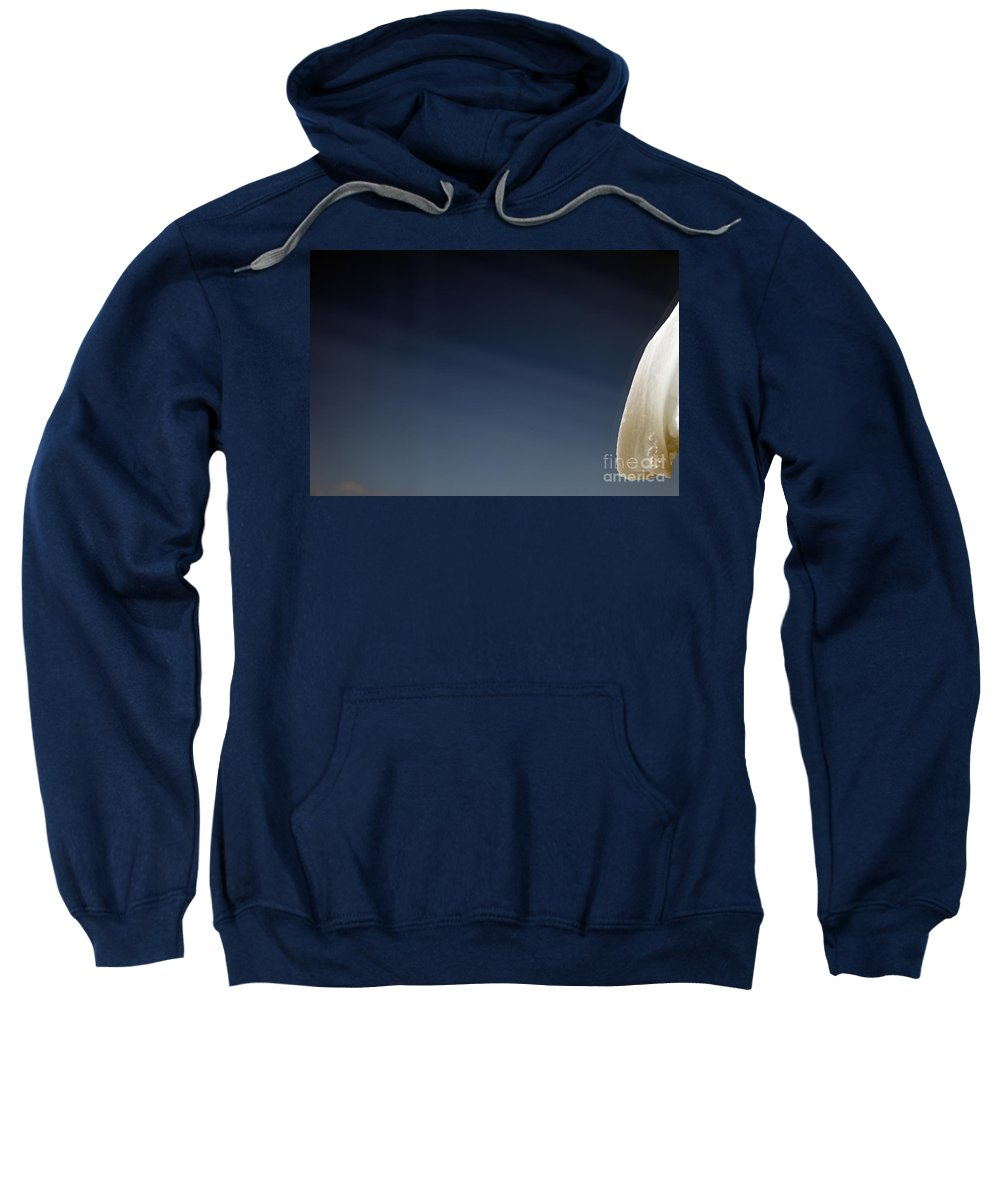 Snow Sweatshirt featuring the photograph Snow Day by Amanda Barcon