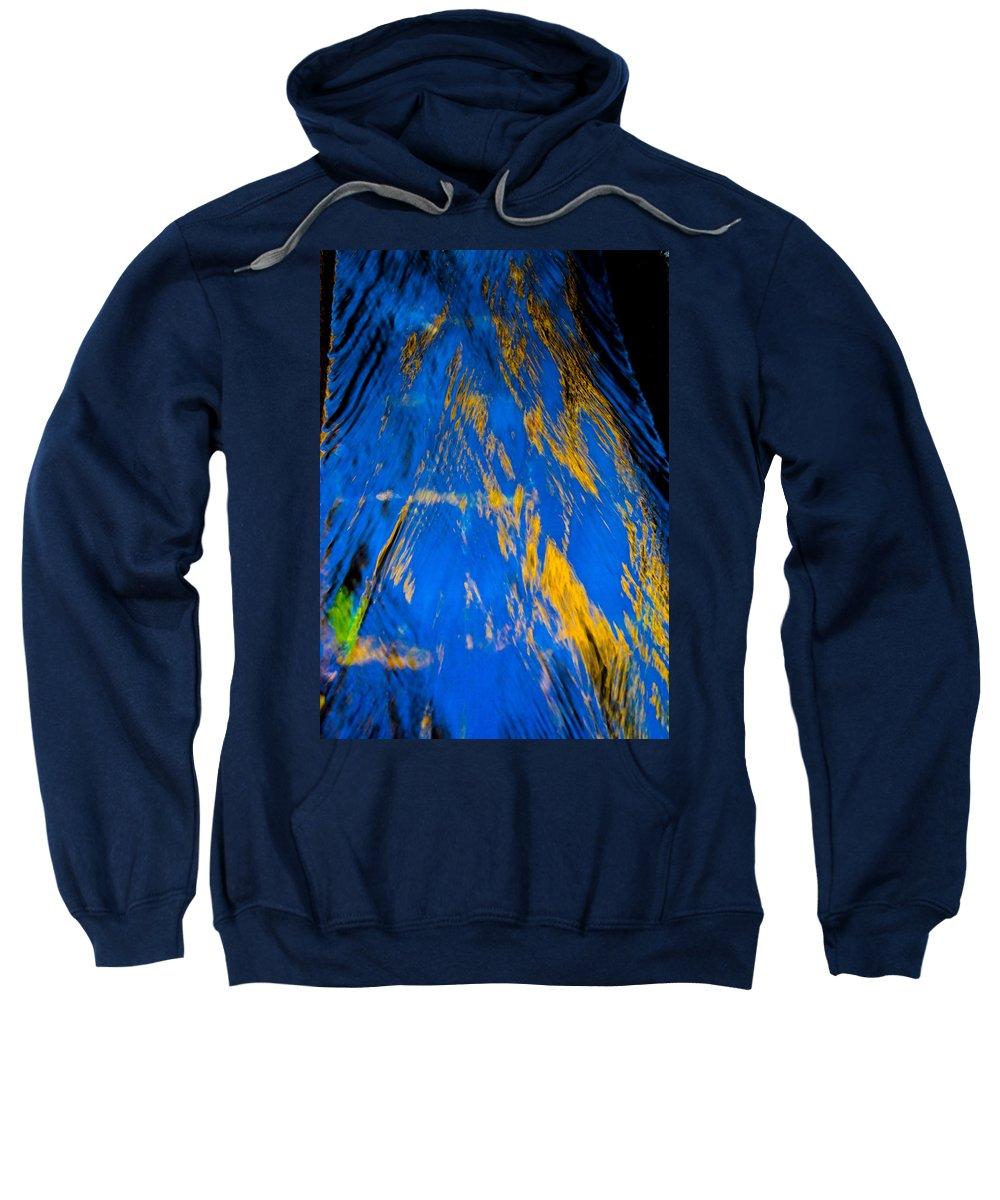 Soul Sweatshirt featuring the photograph Soul Fire by Casper Cammeraat
