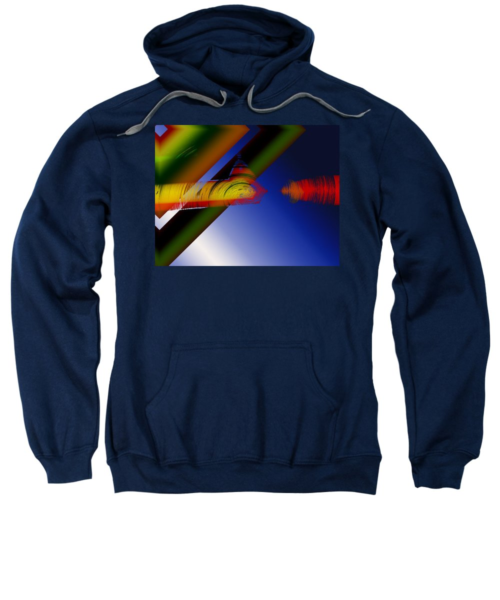 Photograph Sweatshirt featuring the photograph Spectrum Of Roses by Mindy Newman