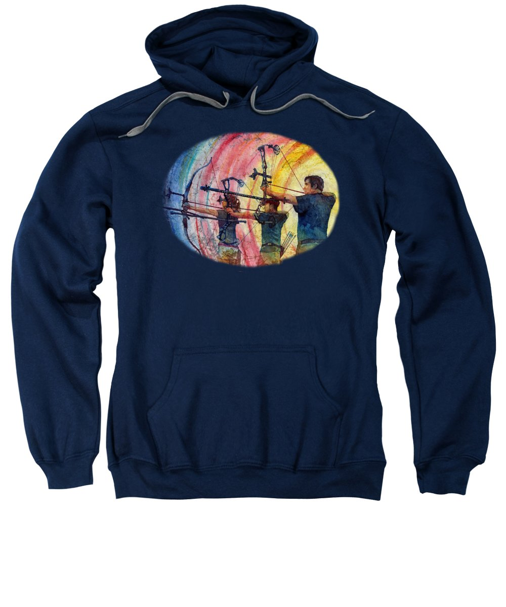 Shooting Paintings Hooded Sweatshirts T-Shirts