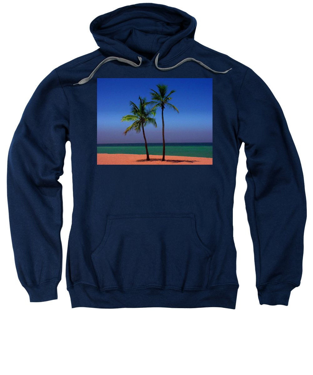 Photography Sweatshirt featuring the photograph Together by Susanne Van Hulst