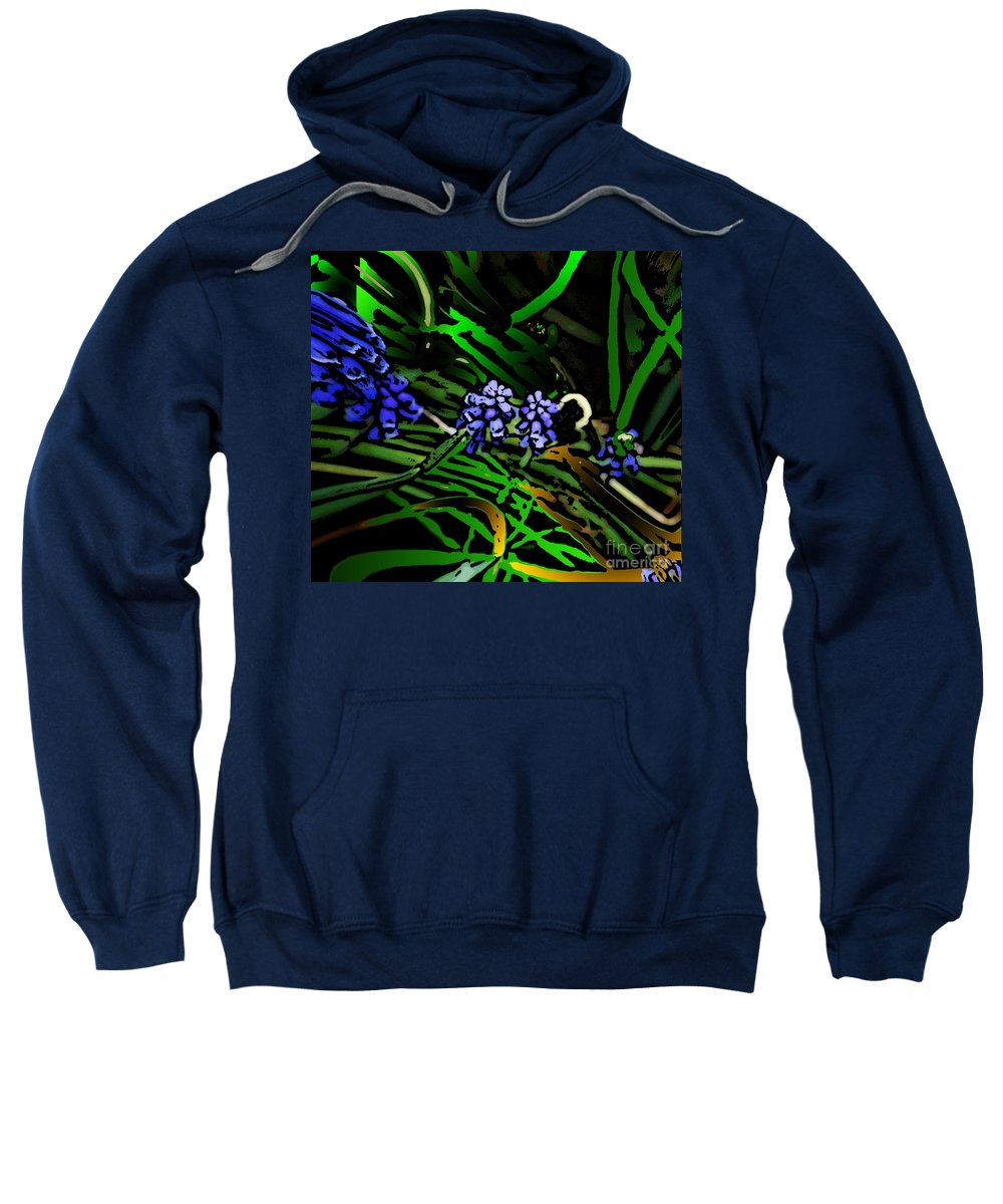 Sweatshirt featuring the photograph Untitled 7-02-09 by David Lane