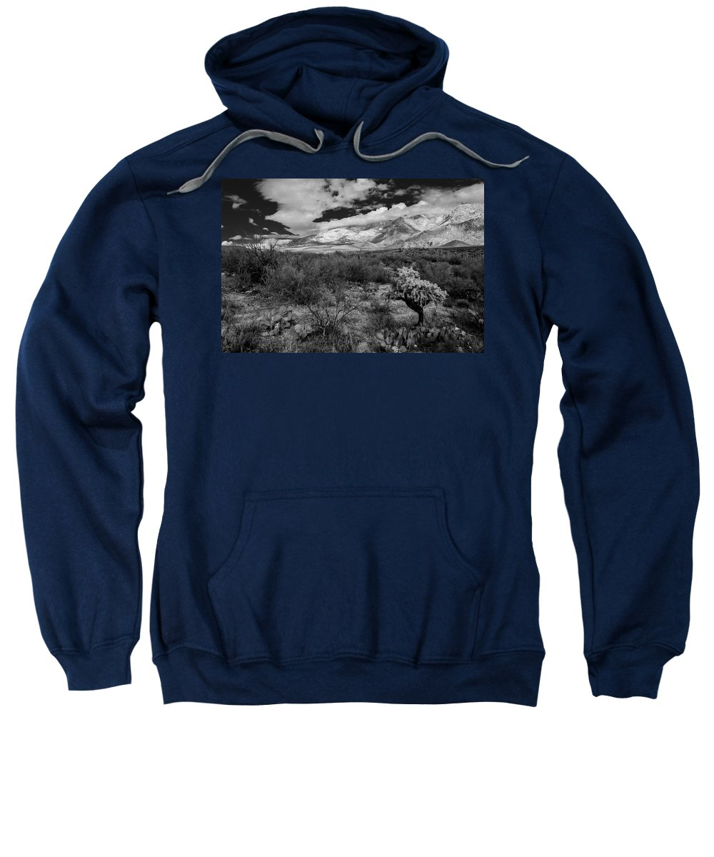 Mark Myhaver Sweatshirt featuring the photograph Valley View No.29 by Mark Myhaver
