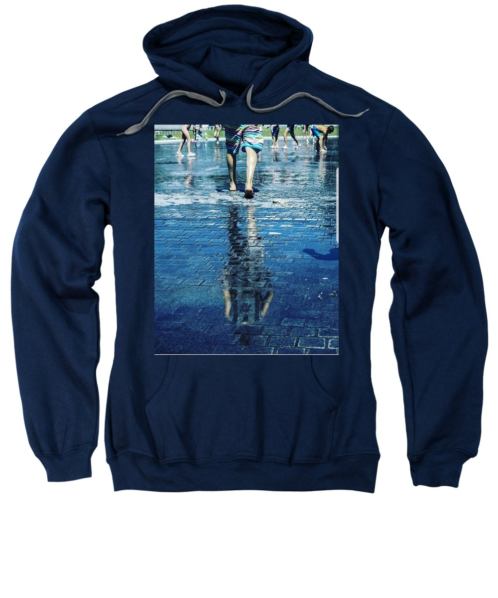 Man Hooded Sweatshirts T-Shirts