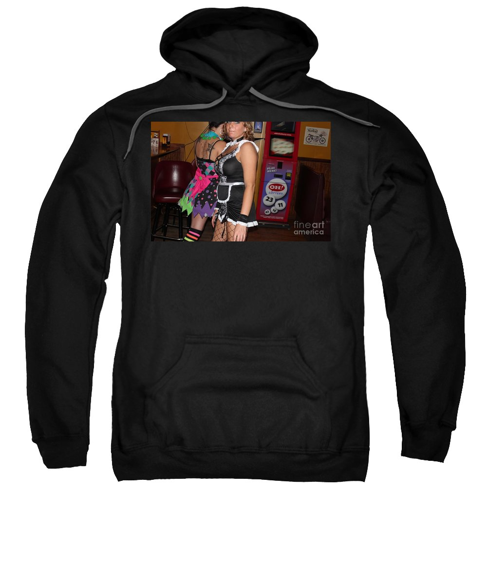 Ohio Lottery Canvas Prints Sweatshirt featuring the photograph    Well Stacked by R A W M