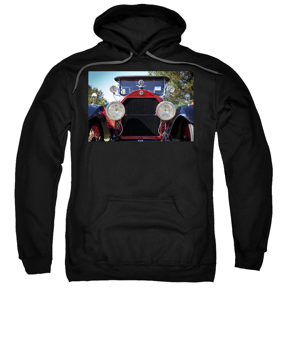1922 Sweatshirt featuring the photograph 1922 Stutz by Jack R Perry
